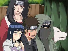 Day 3 Favorite team: TEAM Hinata, Kiba, and Shino are all sensory type ninja and that's AWESOME! And Kurenai is a genjutsu master which is also awesome! Naruto Shippuden Characters, Wallpaper Naruto Shippuden, Naruto Shippuden Sasuke, Hinata Hyuga, Naruto Wallpaper, Naruto Shippuden Anime, Naruto Gaiden, Kakashi Hatake, Naruhina