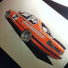 "24 Likes, 2 Comments - Manuel Maceiras (@manumaceiras) on Instagram: ""Bmw 7 speescar #bmw #bmwart #art #picture #jägermeister #aero #goodwhores #number7 #speedcarproject…"""