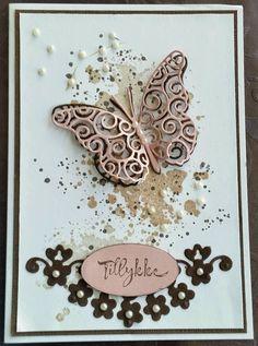 kortblogger: sommerfugle kort.