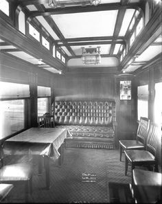 pullman dining cars allowed for faster cross country travel because they eliminated the need to. Black Bedroom Furniture Sets. Home Design Ideas