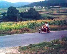 Unha volta en moto por San Román
