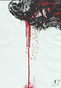 Wolf Desenho