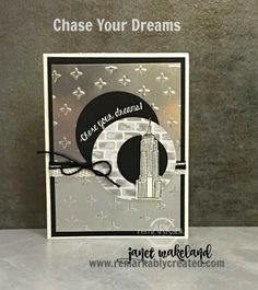 Stampin' UP! Spring Catalog - Chase Your Dreams #stampinup #remarkablycreated