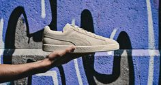 Puma Suede, Birch, Men's Shoes, Trainers, Classic, Sneakers, Fashion, Tennis, Derby