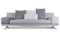 Margo will subtly stand out in any environment, providing a convivial and cozy appearance. Its steady and curved spine embraces the luxurious soft pillows, inspiring safe deflection of the ground. Curved Spine, Soft Pillows, Sofas, Modern Design, Furniture Design, Cozy, Luxury, Thesis, Inspiration