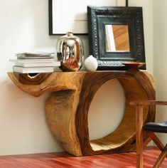 Reclaimed wood furniture - every piece is unique. Log Cabin Furniture, Western Furniture, Reclaimed Wood Furniture, Unique Furniture, Rustic Furniture, Furniture Design, Furniture Ideas, Rustic Table, Rustic Decor