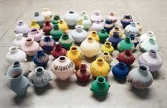 Ai Weiwei, 'Coloured Vases,' 2006, Royal Academy of Arts
