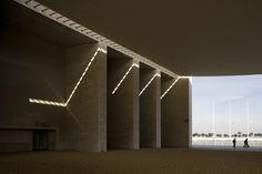 Pavilhão de Portugal / EXPO 98 | Portuguese pavilion for Expo 98  Lisboat - 1998 | © Fernando Guerra, FG+SG Architectural Photography