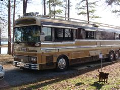 Our 1985 Blue Bird Wanderlodge Bus