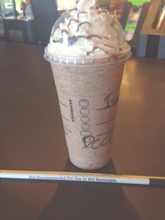 Double Chocolate Chip Frapp