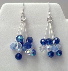 Dangle Bead Earrings by HHarleman on DeviantArt