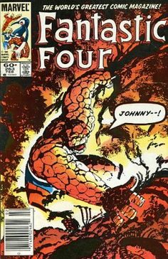 Fantastic Four Issue 263 Cover Date Feb 84 by BalboaRarities, $4.00