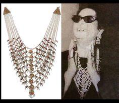 Umm Kulthum jewels