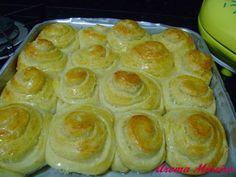 Aroma Mineiro : Pão de Canela e Pão de Coco - APROVADO