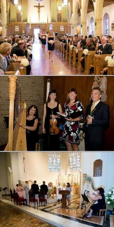 Maura & Co. is a company that offers skilled vocalists, string quartets, harpists, and trumpets for wedding ceremonies and other special occasions. They have a team of experienced musicians. Click to get a free quote for this New York based band.