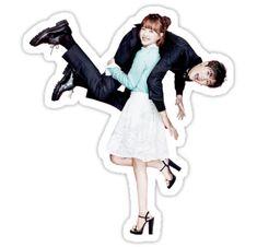 Park Bo Young, Strong Girls, Strong Women, Strong Woman Do Bong Soon Art, Printable Stickers, Cute Stickers, Kdrama, Kawaii Bunny, Bullet Journal Art
