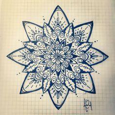 lotus mandala designs - Google Search