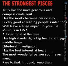 I am pisces! Pisces Traits, Pisces And Aquarius, Zodiac Signs Pisces, Astrology Pisces, Pisces Love, Pisces Quotes, Pisces Woman, Zodiac Star Signs, My Zodiac Sign