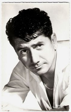 """""""Handsome and sensitive French actor Daniel Gélin (1921 - 2002) did not have an easy life but he was warmly embraced as one of the great stars of the French post-war cinema. The talented lead and character actor appeared to fine advantage for such legendary directors as Max Ophüls, Louis Malle, Jean Cocteau, Alfred Hitchcock, and Claude Lelouch."""""""