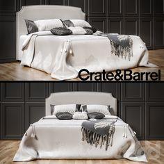 Curve_Queen_bed