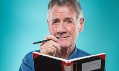 Michael Palin: 'Squeezing 10 years into a book is like being a sculptor' Michael Palin, Monty Python, Train Journey, Whittling, A Decade, Memoirs, 10 Years, Random, Books