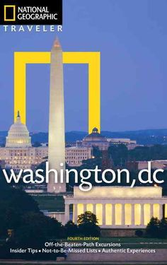 A primer on the national capital's many facets, the fully updated and revised National Geographic Traveler: Washington, D.C. , is a must-have for any visitor. Detailed, informative entries on the city