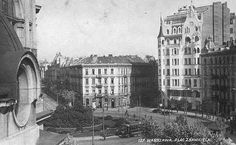 Old Photographs, Old Photos, Warsaw, Poland, Old Things, Architecture, City, Lost, Historia