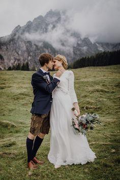Mountainwedding in Leogang/Austria Couple Photos, Couples, Couple Shots, Couple Pics, Couple Photography, Romantic Couples, Couple