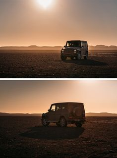 Around the world in a Mercedes-Benz G-Class: extreme athlete and adventurer Mike Horn is aiming to travel around the world on a unique voyage of discovery. Images courtesy of Richard Thompson Photography #Pole2Pole
