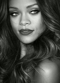 Rihanna, singer..