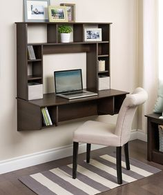 Look at this Espresso Kensington Desk on #zulily today!