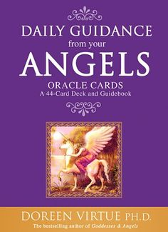 Bestseller books online Daily Guidance from Your Angels Oracle Cards: 44 cards plus booklet Doreen Virtue  http://www.ebooknetworking.net/books_detail-1401907725.html