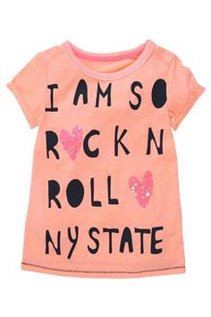 Buy Rock And Roll Sequin T-Shirt (3-16yrs) from the Next UK online shop