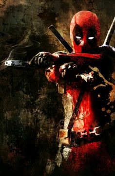 #Deadpool #Fan #Art. (Deadpool) By: Herofied. (THE * 5 * STÅR * ÅWARD * OF: * AW YEAH, IT'S MAJOR ÅWESOMENESS!!!™) [THANK U 4 PINNING!!!<·><]<©>ÅÅÅ+(OB4E)