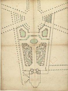 Versailles parterre design