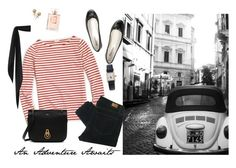 """""""An Adventure Awaits"""" by white-erika on Polyvore featuring J.Crew, Repetto, Cartier, Bling Jewelry, Chanel, Paige Denim, Mulberry and Yves Saint Laurent"""