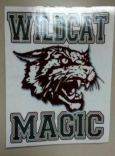 Wildcat Magic !!!