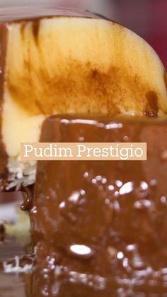 Dessert Drinks, Dessert Recipes, Desserts, Brazillian Food, Coconut Recipes, Sweet Cakes, Aesthetic Food, Miniature Food, Diy Food