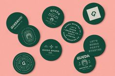Gueda Brewing Co. on Behance
