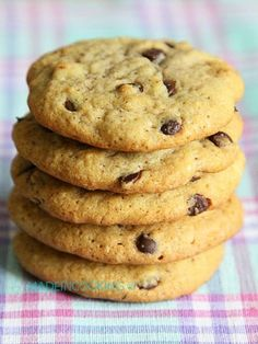 Cookies Toll House de Phoebe - Made in Cooking