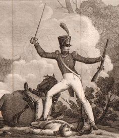 Marc Marie Mortemart de Boisse Infanterie Napoléon Bonaparte Empire Neumarkt | eBay
