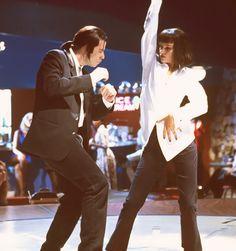 Pulp Fiction dance