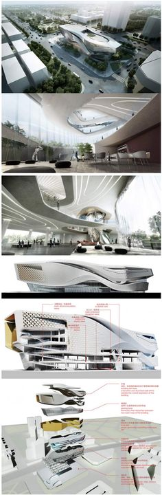 Dalian Museum by 10 design