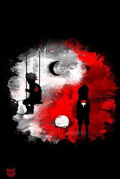 Naruto et Sasuke enfant
