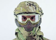 DIY: Airsoft Full Head Protection