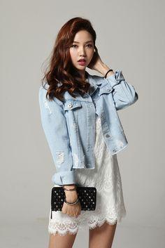 3aad3ddca1 Awesome Best 50+ pretty korean fashion dresses Check more at Korean Fashion  Dress