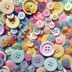 I thinkI could develope an addiciton to buttons!