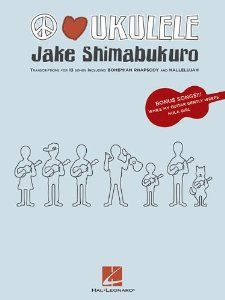 The first book from ukulele hero Jake Shimabukuro.