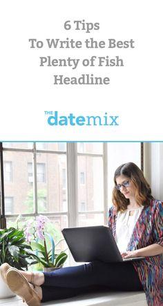 Dating-Website mit blauem Fisch