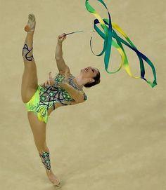 Natália Gaudio on our leotard!! Today we make history to became the first portuguese company to dress rhytmic gymnasts on Olympic Games!!! Rio 2016!!☺👑🔝🔝😄😍👸 ▪▪▪▪ Natália Gaudio vestida por nós!! Hoje fizemos história como sendo a primeira empresa portuguesa a vestir ginastas de ritmica nos Jogos olímpicos!!!! Rio 2016!! 🎉😄👸👑🔝☝ 📧: Info@atelierrodrigosantos.com  #thebestleotardsmadeinportugal #atelierrodrigosantos #olympics #rio2016 #intopoftheworld